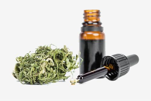Cannabisolje klar til bruk